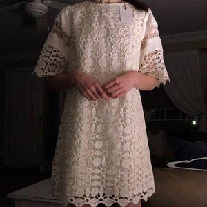Endless Rose floral sheath dress